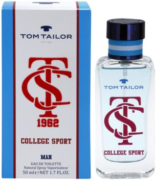 Tom Tailor College sport toaletná voda pre mužov