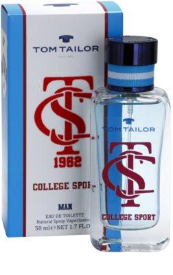 Tom Tailor College sport Eau de Toilette für Herren 1
