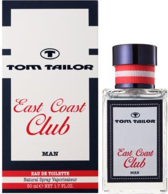 Tom Tailor East Coast Club Eau de Toilette pentru barbati
