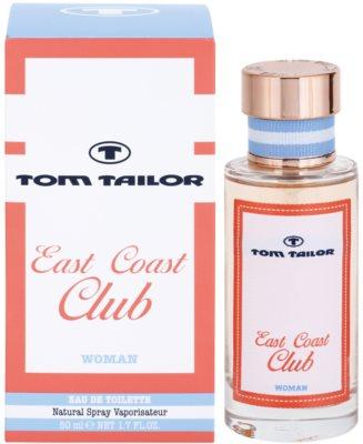 Tom Tailor East Coast Club Eau de Toilette para mulheres