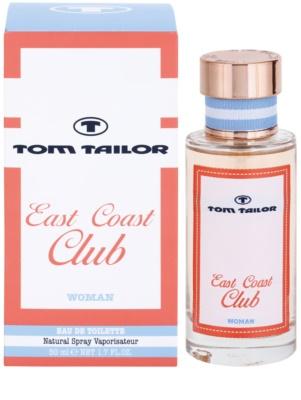 Tom Tailor East Coast Club toaletna voda za ženske