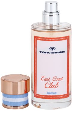 Tom Tailor East Coast Club Eau de Toilette für Damen 3