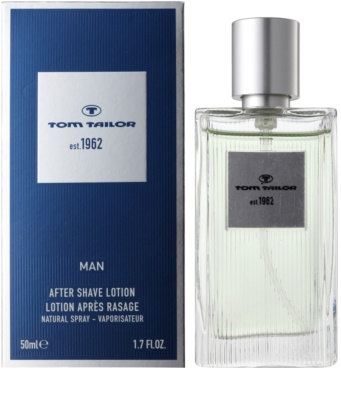 Tom Tailor Est. 1962 Man loción after shave para hombre