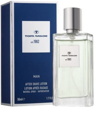Tom Tailor Est. 1962 Man After Shave für Herren 1