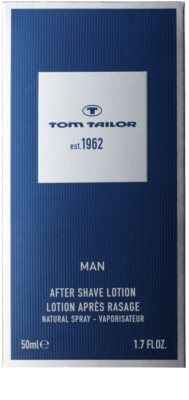 Tom Tailor Est. 1962 Man After Shave für Herren 4