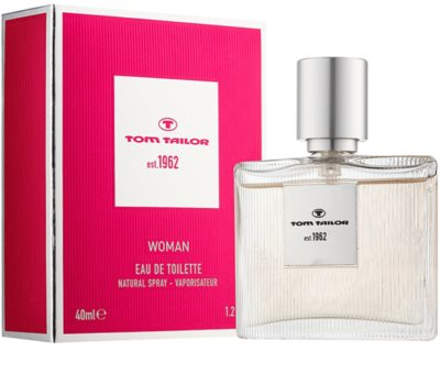 Tom Tailor Est. 1962 Woman Eau de Toilette für Damen 1
