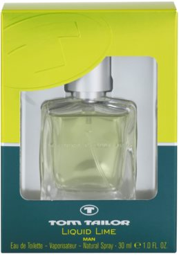 Tom Tailor Liquid Lime Man Eau de Toilette für Herren 2