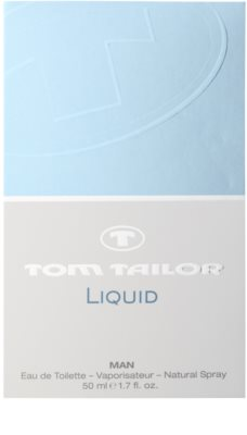 Tom Tailor Liquid Man eau de toilette férfiaknak 4