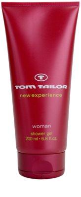 Tom Tailor New Experience Woman gel de duche para mulheres