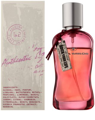 Tom Tailor Rock Your Life For Her eau de toilette para mujer