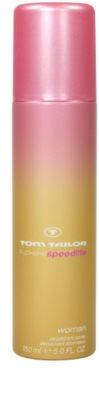 Tom Tailor Speedlife Woman deodorant Spray para mulheres