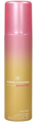Tom Tailor Speedlife Woman deospray pro ženy
