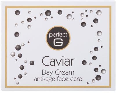 Tommy G Caviar crema de día antiarrugas  con caviar 3