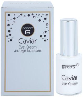 Tommy G Caviar protivráskové sérum na oční okolí 2