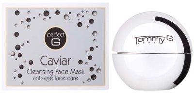 Tommy G Caviar Máscara facial de limpeza com efeito antirrugas 2