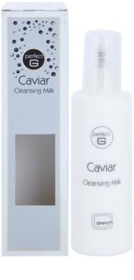 Tommy G Caviar lapte demachiant pentru curatare profunda 2