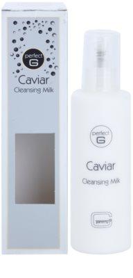 Tommy G Caviar sminklemosó tej mélytisztításhoz 2