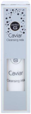 Tommy G Caviar lapte demachiant pentru curatare profunda 3