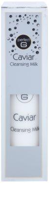 Tommy G Caviar sminklemosó tej mélytisztításhoz 3