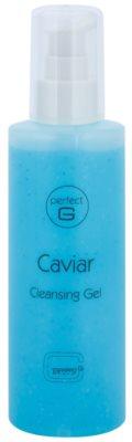 Tommy G Caviar gel facial de limpeza