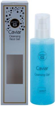 Tommy G Caviar Reinigungsgel für das Gesicht 2