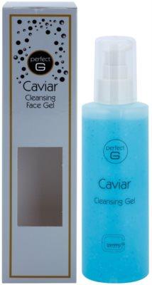 Tommy G Caviar gel de curatare facial 2