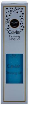 Tommy G Caviar gel de curatare facial 3