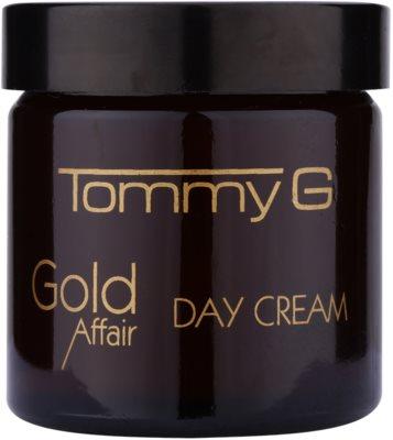 Tommy G Gold Affair ránctalanító krém élénk és hidratált bőr