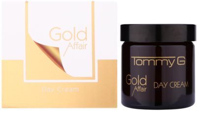 Tommy G Gold Affair crema anti-rid pentru luminozitate si hidratare 1