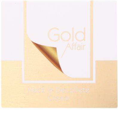Tommy G Gold Affair verjüngende Creme für Hals und Dekolleté 2