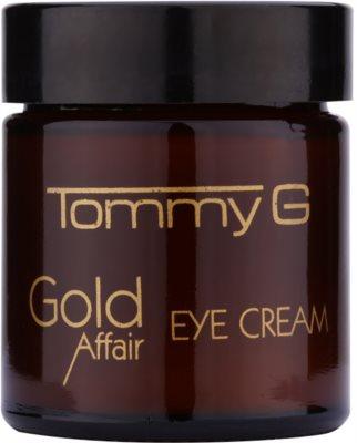 Tommy G Gold Affair krema za osvetljevanje predela okoli oči za pomladitev kože
