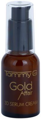 Tommy G Gold Affair kremowe serum regenerująca i odnawiająca skórę