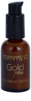 Tommy G Gold Affair krémové sérum pro regeneraci a obnovu pleti 1