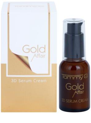 Tommy G Gold Affair sérum cremoso pare renovar y regenerar la piel 2