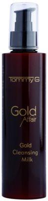 Tommy G Gold Affair lapte pentru curatare pentru piele sensibila
