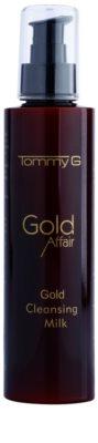 Tommy G Gold Affair tisztító tej az érzékeny arcbőrre