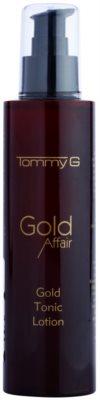 Tommy G Gold Affair tonik za občutljivo kožo