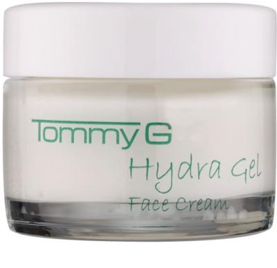 Tommy G Hydra Gel hydratační a vyživující krém pro všechny typy pleti