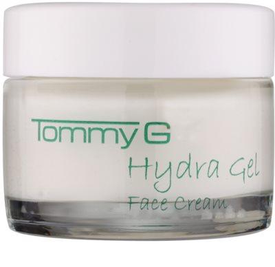 Tommy G Hydra Gel Хидратиращ и подхранващ крем за всички типове кожа на лицето