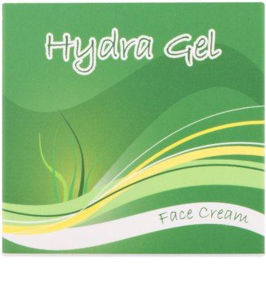 Tommy G Hydra Gel Хидратиращ и подхранващ крем за всички типове кожа на лицето 2