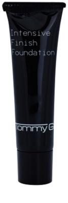 Tommy G Face Make-Up Intensive Finish deckendes Make-up für ein natürliches Aussehen