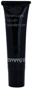 Tommy G Face Make-Up Intensive Finish podkład kryjący nadający naturalny wygląd