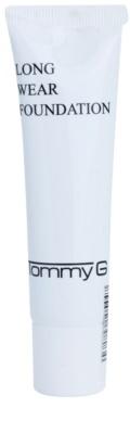 Tommy G Face Make-Up Long Wear base duradoura para aspeto natural