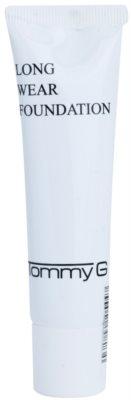 Tommy G Face Make-Up Long Wear langanhaltendes Make-up für ein natürliches Aussehen