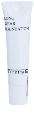 Tommy G Face Make-Up Long Wear дълготраен фон дьо тен за естествен вид