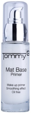 Tommy G Face Make-Up mattierende Make up-Basis unter dem Make-up