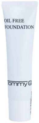 Tommy G Face Make-Up Oil Free machiaj cu efect matifiant pentru ten mixt si gras