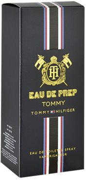 Tommy Hilfiger Tommy Eau de Prep woda toaletowa dla mężczyzn 1