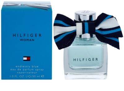 Tommy Hilfiger Endlessly Blue Eau De Parfum pentru femei