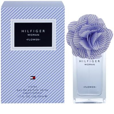 Tommy Hilfiger Flower Violet Eau De Parfum pentru femei